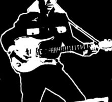 Link Wray (Supersonic Switchblade) Sticker