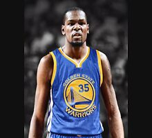 Kevin Durant in Golden State Warriors Jersey Unisex T-Shirt