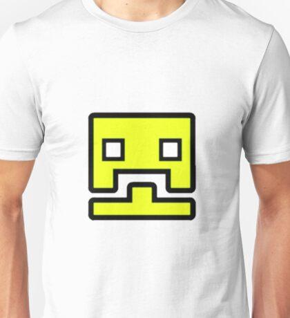Geometry Dash - Can't Let Go Cube Unisex T-Shirt