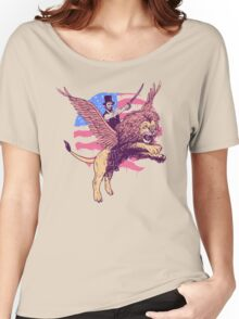 Murica Women's Relaxed Fit T-Shirt