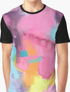Abstract #4 Graphic T-Shirt