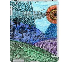 Zen Countryside iPad Case/Skin
