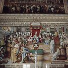 Council of Nicae Vatican Museum Rome 19840723 0040  by Fred Mitchell