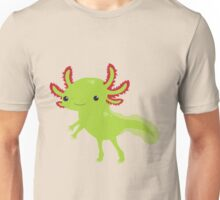 Cutesy Axolotl Unisex T-Shirt