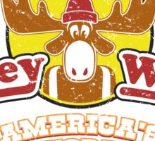 Walley World (colour) Sticker