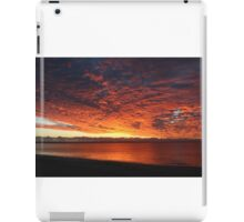 All the colours of the sunset iPad Case/Skin
