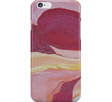 Waves of colour  iPhone Case/Skin