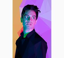 Brendon Urie Low Poly Portrait - Panic! At The Disco Unisex T-Shirt
