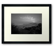 Charleston Shores Framed Print