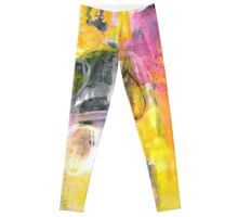 Abstract #11 Leggings