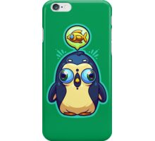 Hungry Penguin iPhone Case/Skin