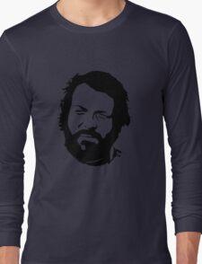 Bud Spencer Long Sleeve T-Shirt