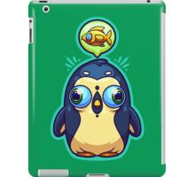 Hungry Penguin iPad Case/Skin