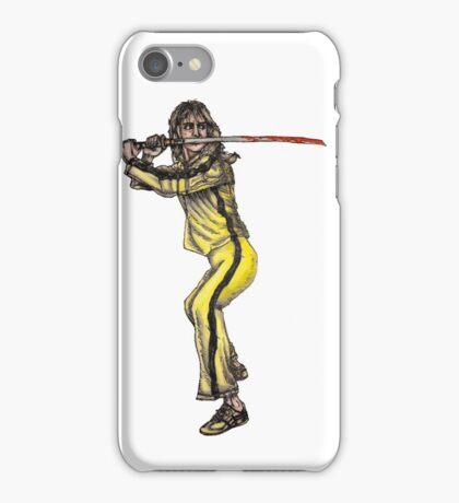 "Kill Bill - ""The Bride"" (Beatrix Kiddo) iPhone Case/Skin"