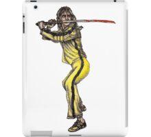 "Kill Bill - ""The Bride"" (Beatrix Kiddo) iPad Case/Skin"