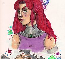 starfire by thesickgirl