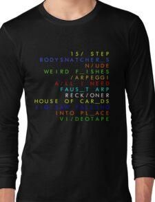 IN/ RAINBOWS  Long Sleeve T-Shirt
