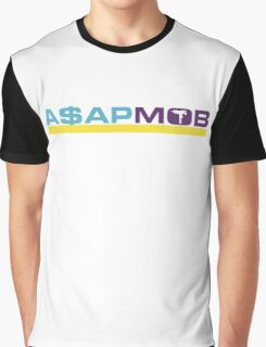 A$AP Mob - ASAP Mob - Shirt, Phone Case Graphic T-Shirt