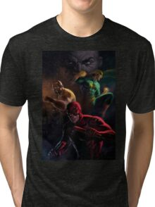 Daredevil and Crew Tri-blend T-Shirt
