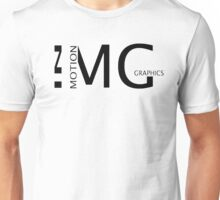 In Motion Graphics Unisex T-Shirt