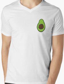 Avocado Love Mens V-Neck T-Shirt