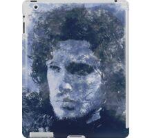 Jon Snow, The bastard of Winterfell. iPad Case/Skin