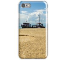 Ready for sailing iPhone Case/Skin