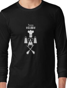Parmesan Club Long Sleeve T-Shirt