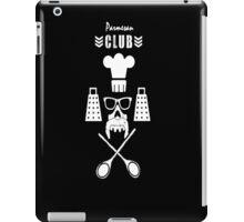 Parmesan Club iPad Case/Skin