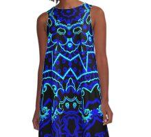 Midnight Zephyr 1 A-Line Dress