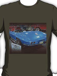 63 Corvette Sting Ray T-Shirt