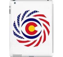 Coloradan Murican Patriot Flag Series iPad Case/Skin