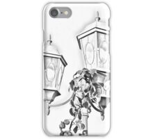 Lamp Post - Drawing Effects [ iphone / case / samsung / smartphone ] iPhone Case/Skin