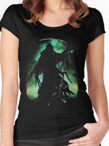 Grim Rocker Women's Fitted Scoop T-Shirt