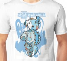 freddy the magnificence teddy in blue Unisex T-Shirt