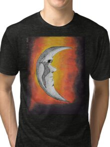 Night knight Tri-blend T-Shirt