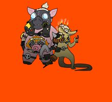 JunkRAT and RoadHOG Unisex T-Shirt