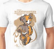 freddy the magnificence teddy Unisex T-Shirt