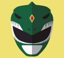 Mighty Morphin Power Rangers - Green Ranger Kids Tee