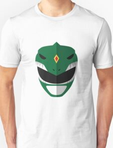 Mighty Morphin Power Rangers - Green Ranger Unisex T-Shirt