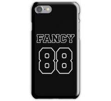 Fancy 88 - on dark colors iPhone Case/Skin