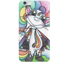 Rainbow Pixie - Troll Form iPhone Case/Skin