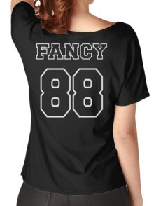 Fancy 88 - on dark colors Women's Relaxed Fit T-Shirt