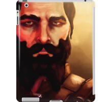 Blackwall iPad Case/Skin
