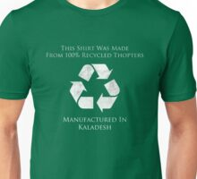 Recycled Thopter Unisex T-Shirt