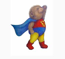 Super Hero Yoga Bear Unisex T-Shirt