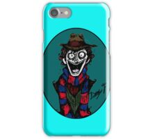 Dr. Who Burton iPhone Case/Skin