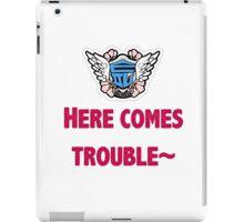 I Got a Boy Lyrics (Tiffany-SNSD) iPad Case/Skin