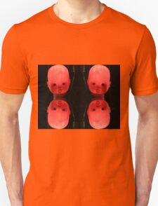 Reflecting Baby Heads Unisex T-Shirt
