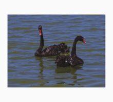 Black swans Kids Tee